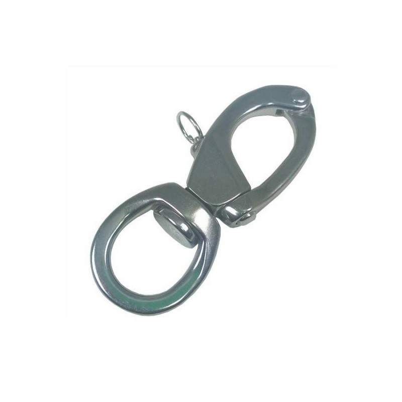 Navtec 17.4 top opening snap shackle large bail