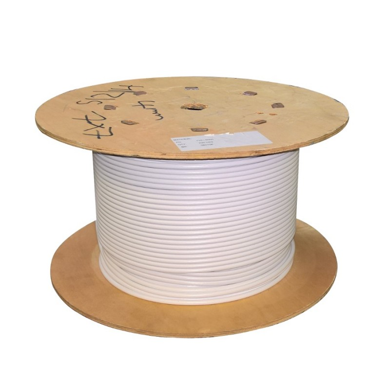 100m Reel Deal - PVC Covered Stainless Steel 1x19 Wire Rope