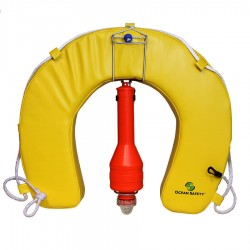 Ocean Safety Horseshoe Lifebuoy Set