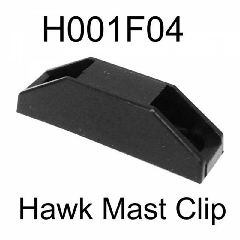 Hawk Wind Indicator Mast Clips & Clamps