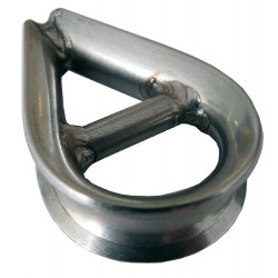 Profurl Stainless Steel Anti-torsion Thimble