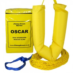 Oscar Man Overboard Recovery Sling - Bag and Contents
