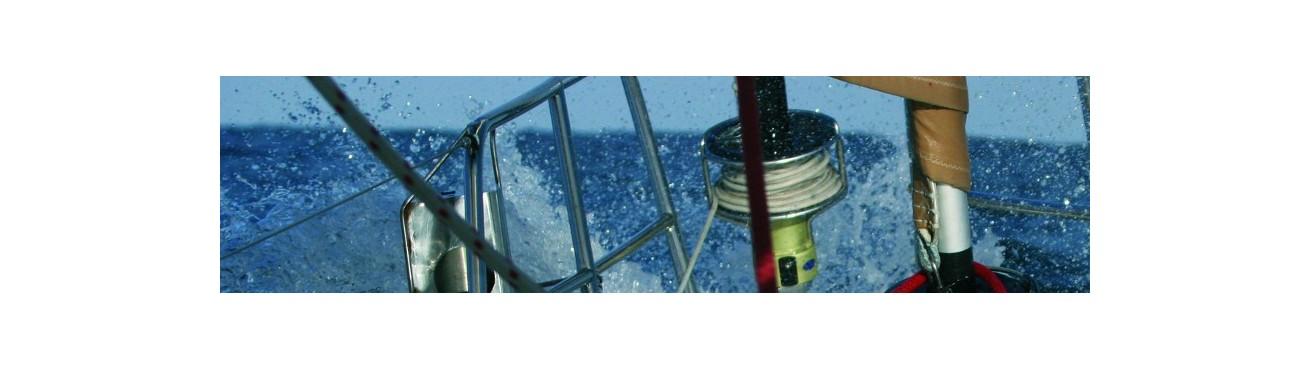 Headsail Reefing Furlers