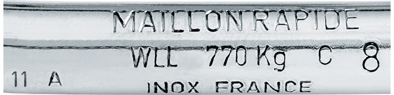Maillon Rapide WLL
