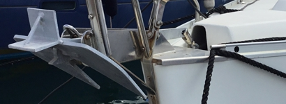 anchor swivel with no articulation