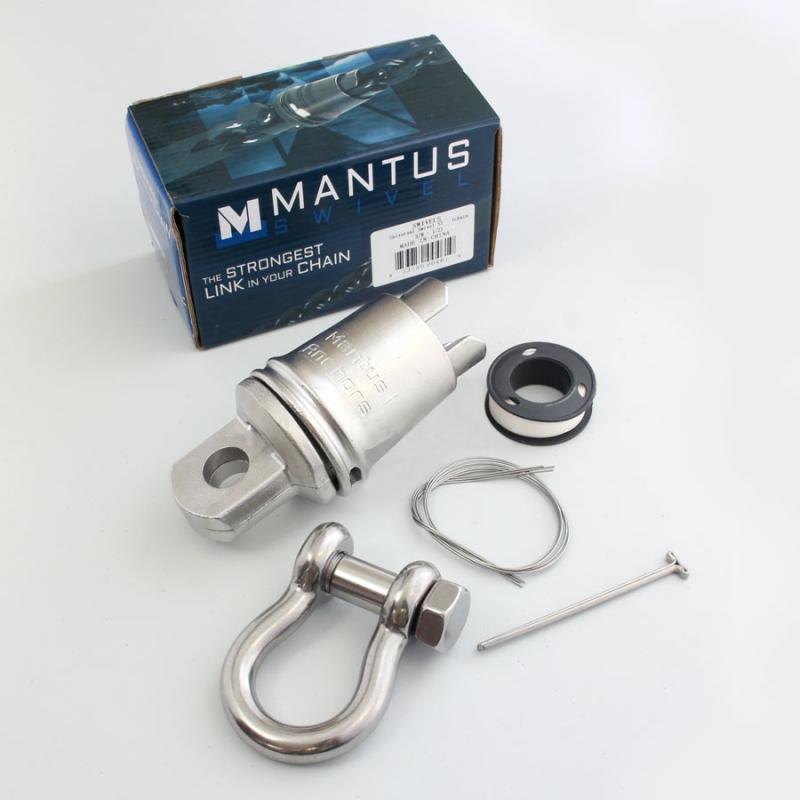 Mantus anchor connector box contents