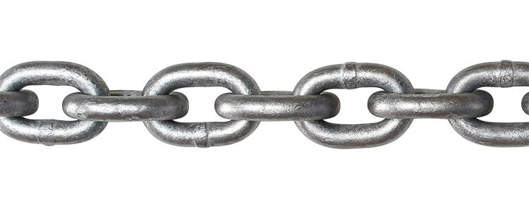 Calibrated Anchor Chain