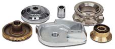Lofrans Windlass Components