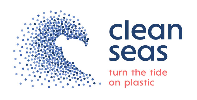 Clean Seas Logo - Turn the tide on plastic