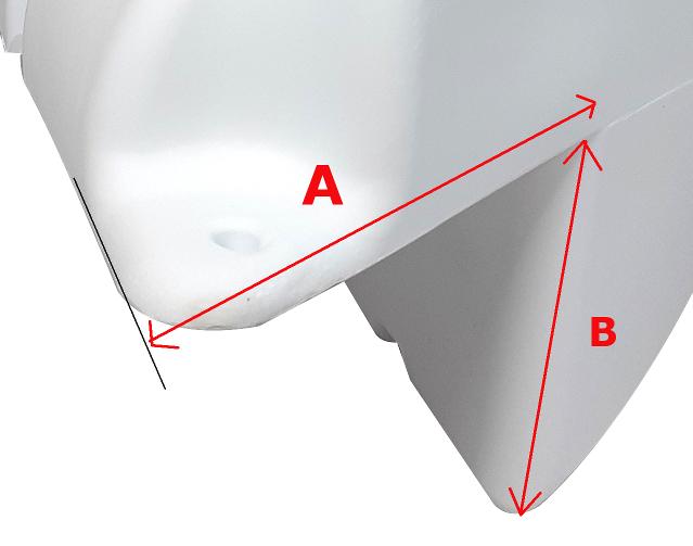 Majoni Dock Fender Dimensions