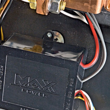 Max Power Bow Thruster Control Box