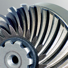 Max Power Bow Thruster Spiro-Conical Gears