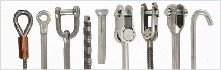 Types of terminal bearing edges