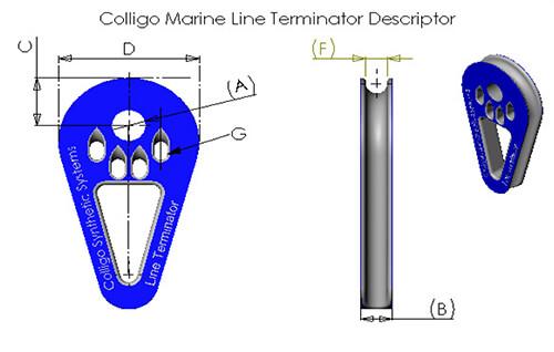 Colligo Marine Terminator Diagram