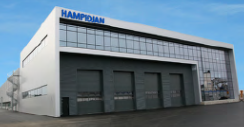 Hampidjan HQ Reykjavik Iceland