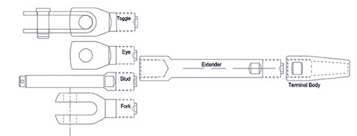Petersen compression extender