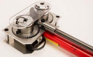Wiretechnik Roller Swaging